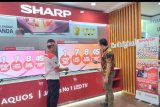 Sharp Indonesia Rayakan HUT RI dengan Sharp Lovers' Day