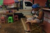 Kios kuliner Gunung Potong dibuka