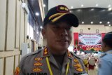 Satgas Nemangkawi amankan tiga pemilik 600 butir amunisi di Timika