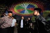 Pemkot Mataram menawarkan desain aksesori lampu Gapura Tembolak