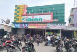 Antisipasi aksi borong, Satpol PP Sumut mulai patroli memantau pusat perbelanjaan