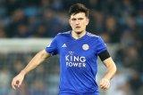 Manchester United dan Leicester dikabarkan sepakati harga Maguire 80 juta poundsterling