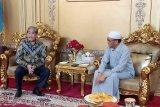 Bupati Sidrap Dollah Mando laporkan persoalan ke Gubernur