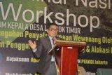 Asmuni School dan Peradi gelar seminar Cegah Penyalahgunaan Dana Desa