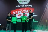Gojek beri apresiasi kepada mitra driver Yogyakarta