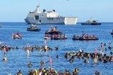 TNI Angkatan Laut kerahkan dua KRI dukung pemecahan rekor dunia selam