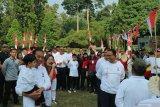 Presiden Jokowi jelaskan bukan