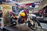 Moto Guzzi V85TT  menyapa pegiat motor custom  di SAIME 2019