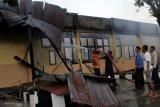 Terbakarnya gedung logistik Polda NTT, polisi pun belum tahu penyebabnya