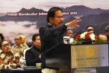Menteri ATR tegaskan ibu kota pindah ke Kalimantan Timur