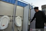Kurangi antrean tahun ini ada tambahan 8 toilet laki-laki per-maktab di Mina