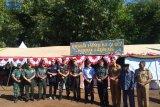 Ketua  tim Wasev TTMD kunjungi lokasi TMMD di Kota Makassar