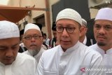 KH Maimun Zubair dimakamkan di Mekkah