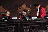 MK gugurkan permohonan Ketua Adat Lagopo Papua di Sidang Pileg