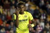 Villarreal bahagia Chukwueze kembali berlatih