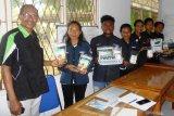 Sembilan mahasiswa UNIPA praktik pengelolaan hutan di Biak Numfor