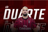 Milan resmi datangkan Leo Duarte