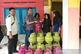Tim gabungan Bantul menemukan rumah makan gunakan elpiji 3 kilogram