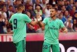Hazard buka rekening golnya di Real Madrid