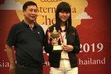Tim Indonesia tambah emas di kejuaraan catur cepat Bangkok