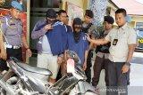 Penjambret di Sampit ditangkap setelah ditabrak korbannya