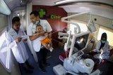 Layanan pengobatan gratis  kereta kesehatan