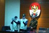 KPK tahan anggota komisi VI DPR Nyoman Dhamantra