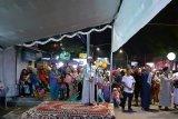 Wali Kota Mataram melepas pawai takbiran Idul Adha