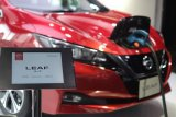 Ini strategi mobil listrik Nissan di tahun 2020