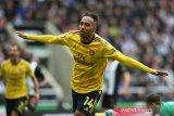 Aubameyang bawa Arsneal taklukan Newcastle dengan gol tunggal