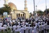 Masjid di Ambon tetap gelar shalat Idul Fitri dengan protokol kesehatan