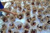 Pesta bakar daging kurban semarakkan  Idul Adha di Palembang