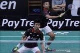 Indonesia hanya sisakan satu ganda putra, setelah empat lainnya kandas