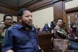 Setya Novanto tampil berewokan di Pengadilan Tipikor