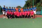Tim Soft Tenis Indonesia targetkan  dua emas di SEA Games