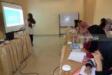 Peserta SMN Sumut dibekali pengetahuan jurnalistik