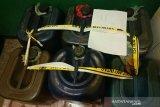 Polisi amankan pembawa ribuan liter BBM diduga ilegal di Palangka Raya