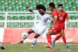 Timnas U-18 juara grup setelah imbangi Myanmar