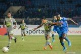 Bek Borneo FC Wildansyah harapkan PT Liga Indonesia Baru ganti kerugian tim