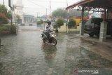 BMKG prakirakan sebagian wilayah Kalteng  dilanda hujan lebat