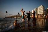 Tiga orang tewas, Israel tembaki warga Palestina di Jalur Gaza