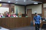 Pengusaha divonis 1 tahun 3 bulan penjara akibat suap Direktur BUMN