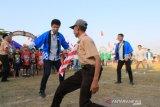 Sejumlah warga Jepang meriahkan Jambore Pramuka di Batang