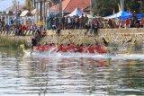 Pemkab Lutim gelar lomba dayung perahu naga