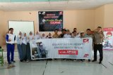 Honda gelar edukasi safety riding Praja Muda #Cari_Aman