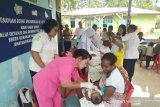 Dinkes Papua masih gelar imunisasi sub pin polio putaran kedua