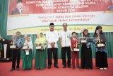 11 orang siswa wakili Sumsel ke kompetisi sains madrasah