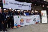 Pengalaman unik peserta SMN Yogyakarta mencicipi makanan Riau