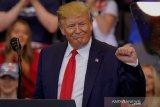Presiden AS Donald Trump tidak ingin berbisnis dengan Huawei