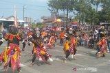 13 kelompok tari asal Kecamatan Selo ikuti pentas seni